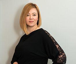Екатерина Корень