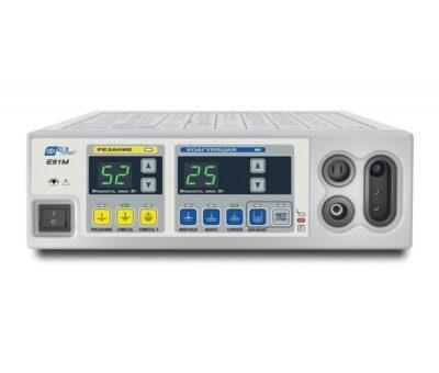 Аппарат высокочастотный электрохирургический ЭХВЧ 80-03 Е81М