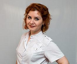 Наталья Аккерман